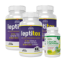 Leptitox – Popular Package 3 Bottles + Free Shipping