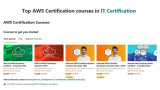 10+ Best Udemy AWS Certification Courses with Certificate of Completion!