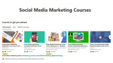 10+ Best Udemy Social Media Marketing Courses with Certificate of Completion!